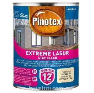 Pinotex Extreme Lasur - Самоочисне лазурне деревозахистний засіб, палісандр, 3 літр