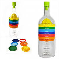 Волшебная кухонная бутылка BIN 8 TOOLS, Мерная посуда, Мірний посуд, Чарівна кухонні пляшка BIN 8 TOOLS