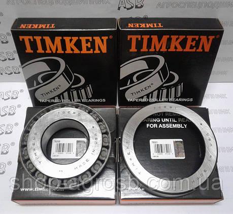 Подшипник TIMKEN 78250/78551, фото 2
