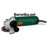 Угловая шлифовальная машина (болгарка) DWT WS08-125 V (гарантия 2 года, короткая ручка, регулятор оборотов)