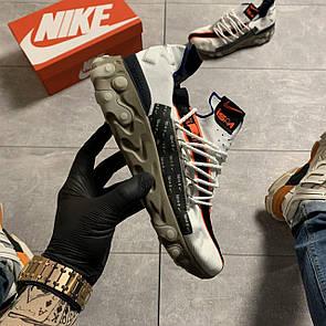 Мужские Кроссовки Nike React WR ISPA Low Summit White