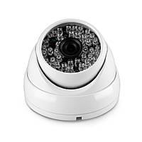 Камера видеонаблюдения D202 3MP AHD DOME CAMERA, Камеры видеонаблюдения, Камери відеоспостереження