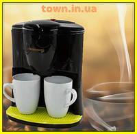 Кофеварка, CB 1560 Crownberg, Кофемашина с чашками, Кофеварка капельная