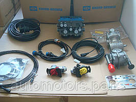 Электронная тормозная система ABS для рессорных прицепов, Knorr-Bremse