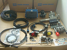 Электронная тормозная система ABS для прицепов, Knorr-Bremse