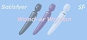 Новинка: вибромассажеры Satisfyer Wand-er Woman размера XXL