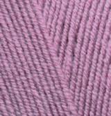 Пряжа для вязания Лана голд файн 28 пепельная роза