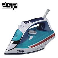 Паровой утюг DSP KD1036 керамическая подошва 2000W, Парова праска DSP KD1036 керамічна підошва 2000W