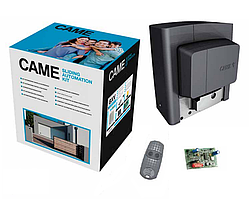 Came bk 2200 — автоматика для откатных ворот (створка до 2200кг)