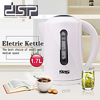 Электрический чайник DSP KK-1112 1.7л, Електричний чайник DSP KK-1112 1.7 л