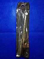 Набір для чищення пневматичної зброї (калібр 4,5 мм) ПВХ упаковка, дві насадки: синтетика, вішер, фото 1