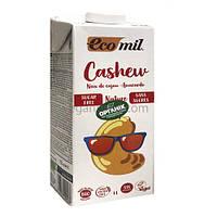 Органическое молоко из орехов кешью,1л, Ecomil