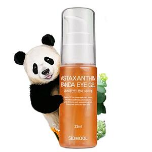 Антиоксидантный гель для кожи вокруг глаз Sidmool Astaxanthin Panda Eye Gel 33 мл
