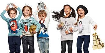 Детская одежда с принтами