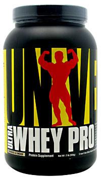 Universal Nutrition Протеин Сывороточный Ultra Whey Pro (900 g )