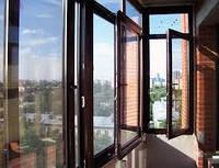 Оконно-дверные конструкции из алюминия