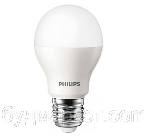 Лампа LED Bulb Philips A60, 9W, E27, 3000K