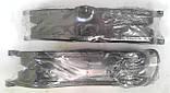 Тормозные колодки  Peugeot Expert II 2007>  AV Lucas WVA (24595) 4254A1, 4254A2, фото 4