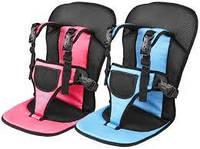 Автокресло Детское Бескаркасное кресло Бустер Active+ Child Seats 2 цвета