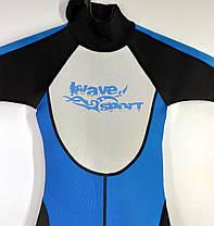 Детский фирменный гидрокостюм Dunnes на 4-5 р. (110-116) для плавания и дайвинга, фото 3