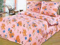 Бязь постельная в рулонах