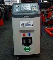 Полуавтоматическая установка для обслуживания кондиционеров легковых автомобилей AC-616