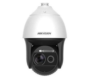 DS-2DF8436I5X-AЕLW 4Мп IP PTZ видеокамера Hikvision с лазерной подсветкой
