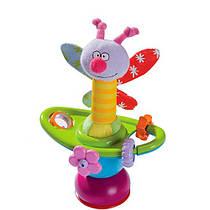 Развивающая игрушка на присоске Цветочная карусель
