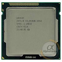 Процесор Intel Celeron G550 (2×2.60 GHz/2Mb/s1155/Gen2) БО