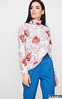 """Женственная блуза Karree """"Фиби"""" из легкой летней ткани (2 расцветки, р.S,M,L)"""