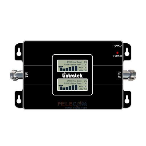 Усилитель сотовой связи Lintratek KW17L-GW GSM/4G LTE 900/3G 2100
