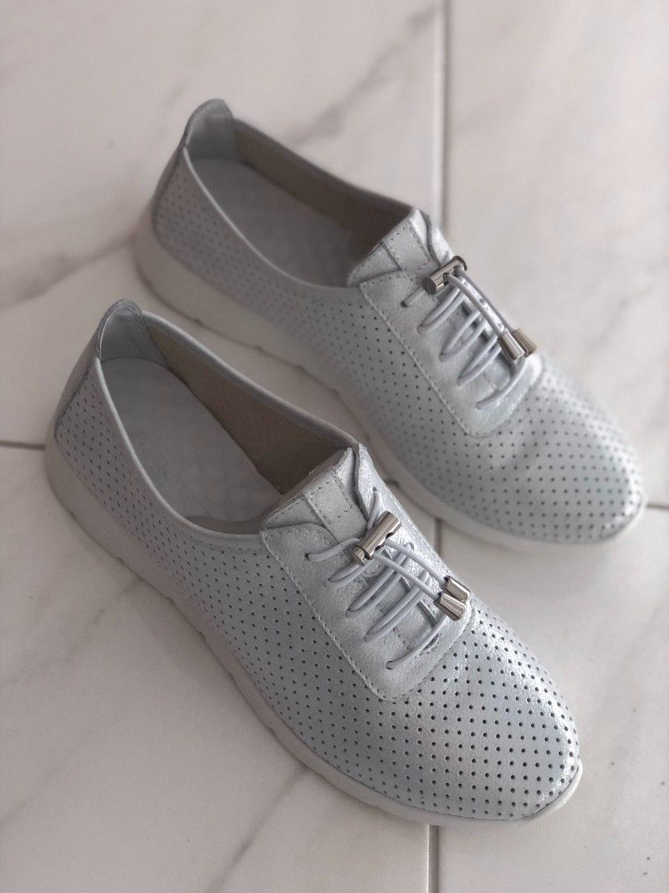 Шкіряні кросівки жіночі MAX MAYAR 64 BA сат розміри 36,37,38,39,40,41