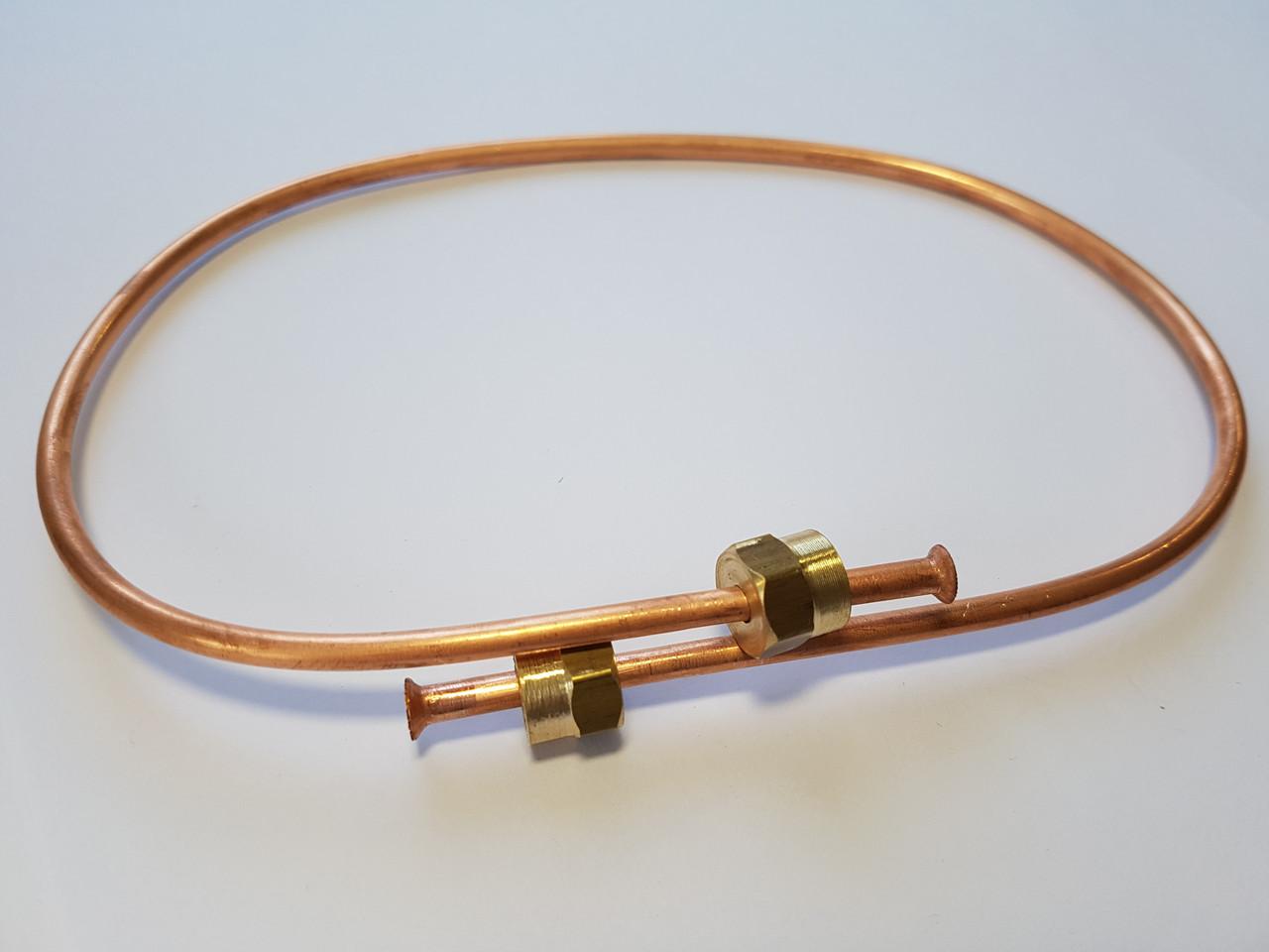 Імпульсна трубка КАРЕ L-500mm d-4mm Термопром Жовті Води Termoprom