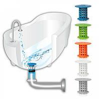 Пробка-затычка для ванны с фильтром от волос Tub Shroom, фото 1