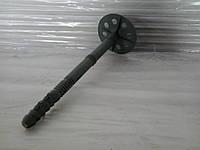 Дюбель зонт 10х70 для пенопласта с пластиковым гвоздём