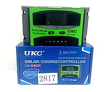 Контроллеры для солнечных батарей | Солнечный контроллер Solar Controler LD-530A 30A RG