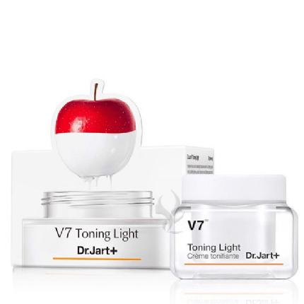 Осветляющий крем с витаминным комплексом Dr. Jart+ V7 Toning Light, 15мл, фото 2