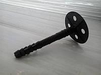 Дюбель 10х100 для термоизоляции зонтик с пластиковым гвоздём, фото 1