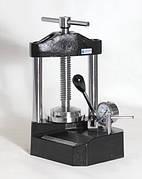 ПГР-10. Пресс лабораторный настольный гидравлический