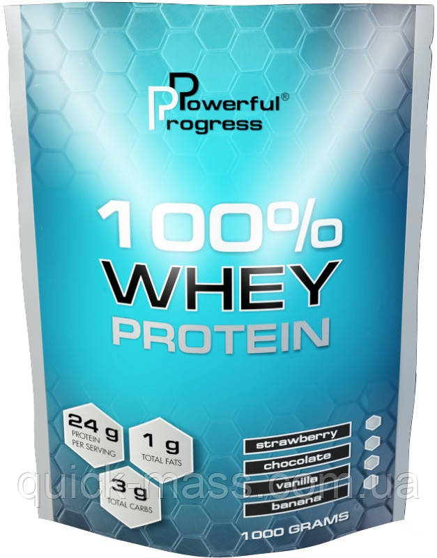 Протеїн Powerfull Progress 100% Whey Protein 2kg