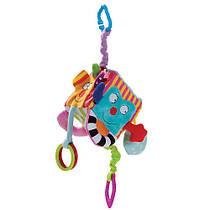 Развивающая игрушка кубик Играем с Куки
