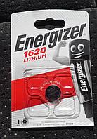 Дискова батарейка Energizer Cell Lithium 3V CR1620