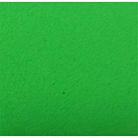 Фоамиран зелёного цвета.   Размер листа: 30х35 см (плюс-минус1-3 см), толщина: 0,8-1 мм.