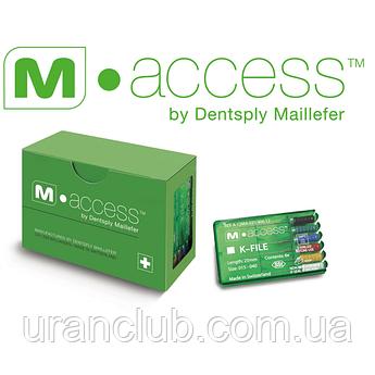 Ручные эндоинструменты M-access 6 шт./уп.