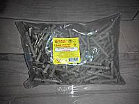 Дюбель 6х80 гриб ударный с гвоздём (100 шт/пачка), фото 1