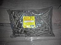 Дюбель 6х80 гриб ударный с гвоздём (100 шт/пачка)