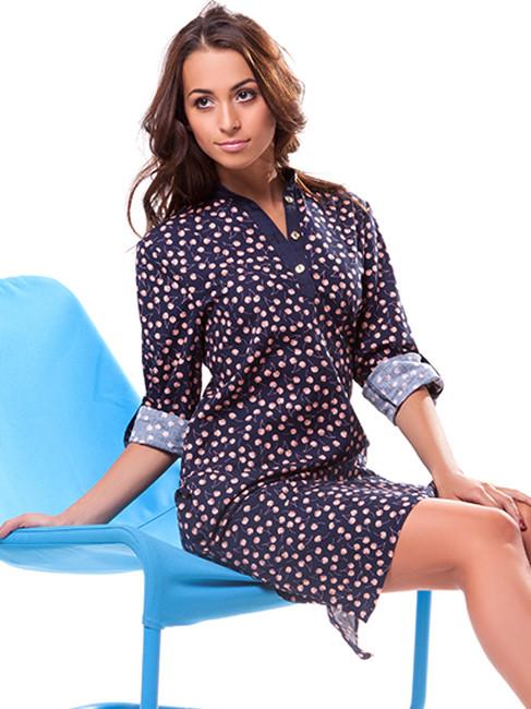 Шикарное летнее платье из хлопка (размеры S, М)