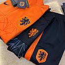 Спортивный тренировочный костюм сборной Голландии (Нидерланды) 2020-21, фото 3