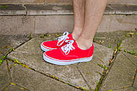 Кеди Reverse (by Asos) Classic - Plimsolls Shoes Red