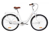 """Велосипед 26"""" Dorozhnik RUBY планет. 2020 (белый (м))"""